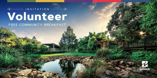 2019 Ipswich International Volunteer Day Free Community Breakfast
