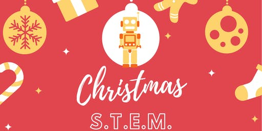 Christmas STEM Arts and Crafts Workshop