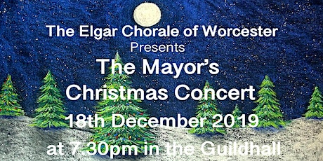 The Mayor's Charity Christmas Concert 2019 tickets