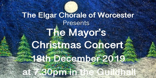 The Mayor's Charity Christmas Concert 2019