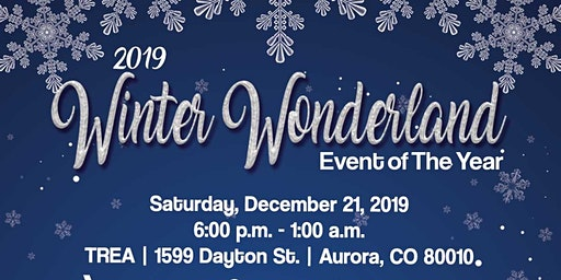 2019 Winter Wonderland Event of the Year