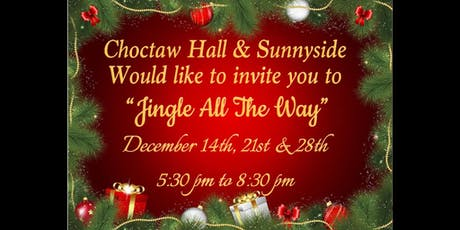 """Jingle All The Way"" Candlelight Tour  tickets"