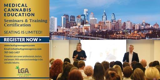 Pennsylvania One Day Medical Marijuana Masterclass Workshop - Philadelphia