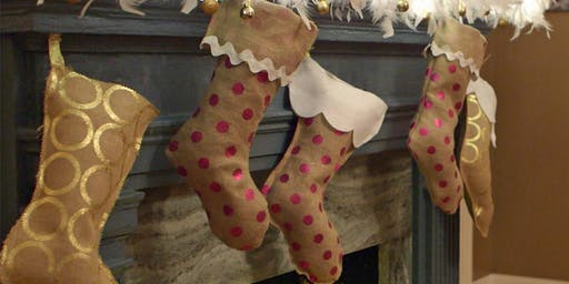 Reuse Craft: Stockings out of Reused Materials