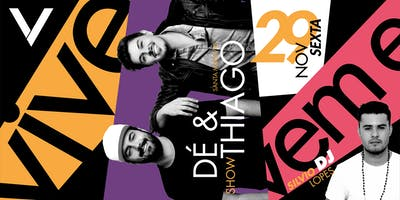 VIV Mizik - Show Dé & Thiago