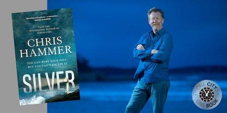 Big Book Club: Silver by Chris Hammer - Newcastle City Hall tickets