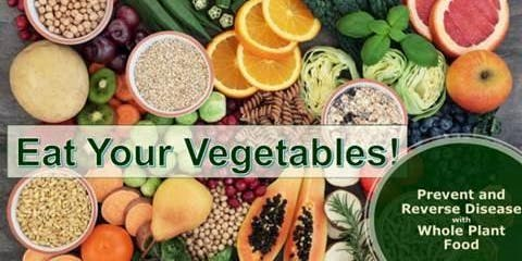 Advanced Practice Grand Rounds: Prevent and Reverse Disease with Whole Plant Food