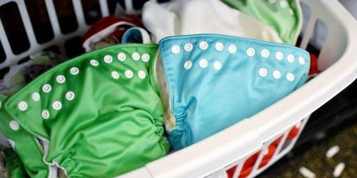 Free Cloth Diapering Class • JBF Mount Vernon