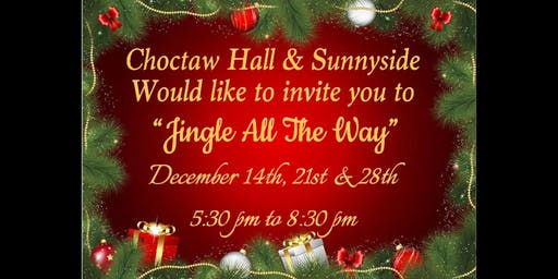 """Jingle All The Way"" Candlelight Tour"