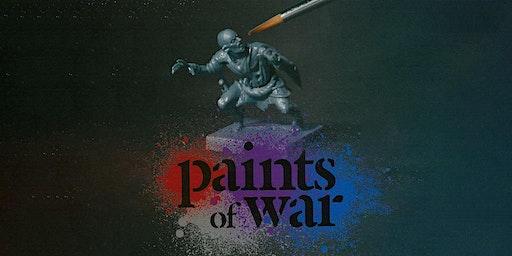 Paints of War: Tabletop Terrain Building School Holiday Program at Tuggerah Library