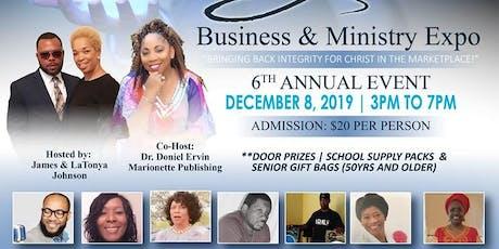 Kingdom Business Expo tickets