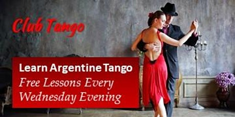 Free Lessons:  Learn Argentine Tango tickets