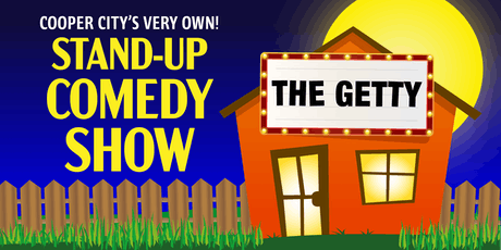 The Getty - Stand-Up Comedy Show & Open Mic tickets