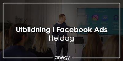 Utbildning i Facebook Ads (heldag)