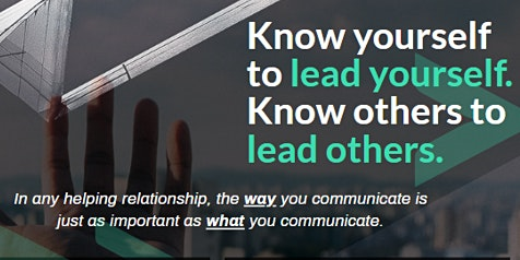 The 2020 Lead Yourself, Lead Others
