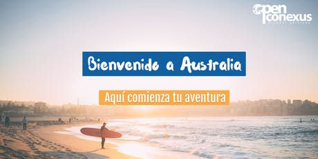 Bienvenido a Australia - SÍDNEY Sesión de información en Open Conexus tickets