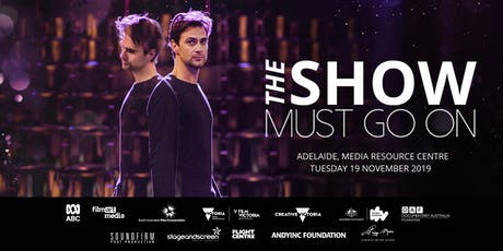 The Show Must Go On - Wellness Roadshow Adelaide tickets