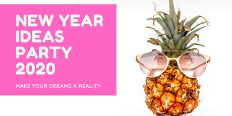 New Year's Ideas Party 2020 tickets