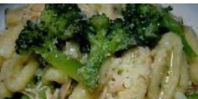 Chicken & Broccoli Alfredo with Homemade Cavatelli (Meal Class)