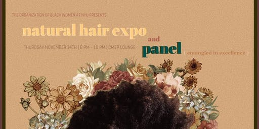 The 4th Annual Natural Hair Expo and Panel: Entangled in Excellence