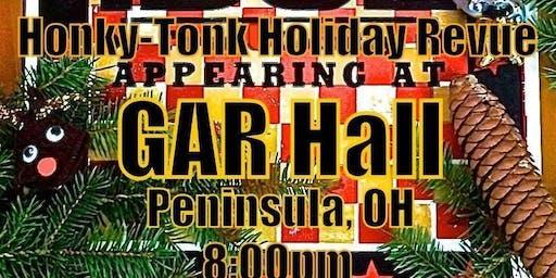 Hillbilly IDOL'S Honky Tonk Christmas ~ night two!!