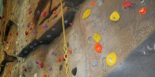 Inclusive Climbing Club (All welcome ages 6+)