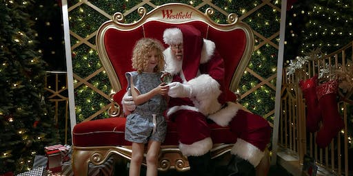 Westfield Manukau Sensitive Santa Photography