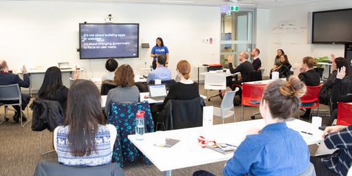 Creating services for humans (Canberra)