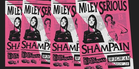 Constellation x Vsn : Shampain b2b Miley Serious tickets