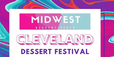 Cleveland Dessert Festival tickets