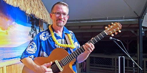 Stephen Inglis - Classic  & Contemporary Hawaiian Slack Key
