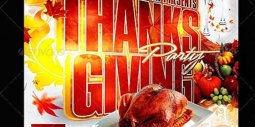 #ALL YOU CAN EAT (( THANKSGIVING DAY )) MAIN EVENT NOV. 28 @djdondon910