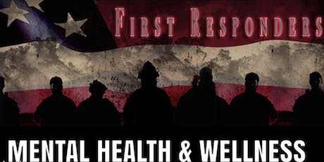 First Responder Mental Health and Wellness, Orlando, FL tickets
