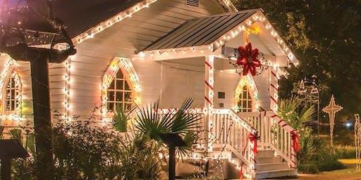 A Christmas Poule d'eau and Carol Too