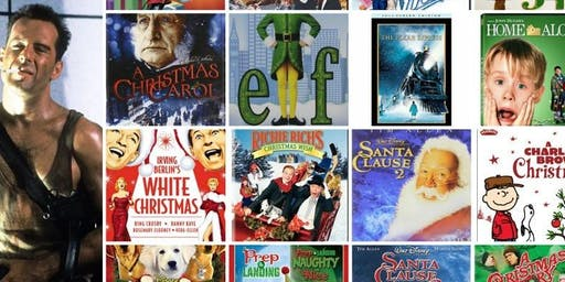 Christmas Movie Trivia at Aloft Raleigh