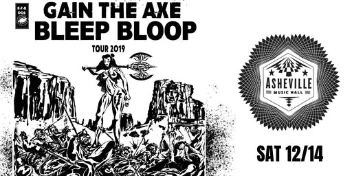Bleep Bloop | Asheville Music Hall