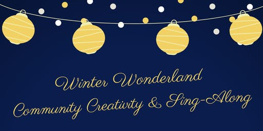 Winter Wonderland Community Creativity