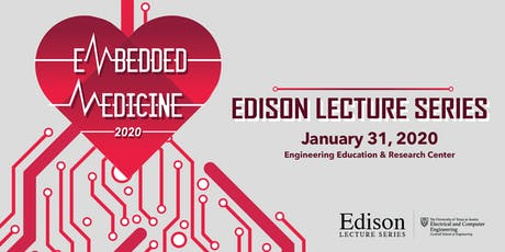 Edison Lecture Series 2020 tickets