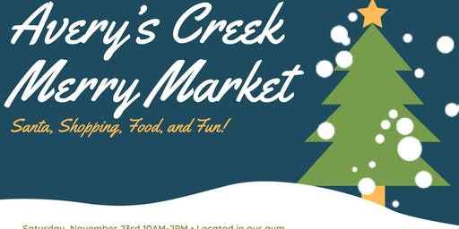 Avery's Creek Merry Market