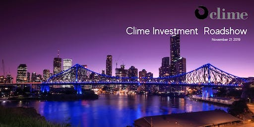 Clime End of Year Investor Seminar - Brisbane