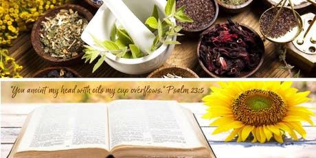What the Bible Says: Oils & Spices tickets