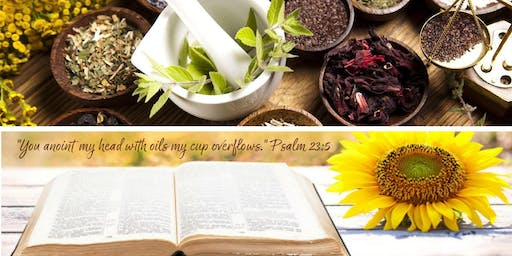 What the Bible Says: Oils & Spices