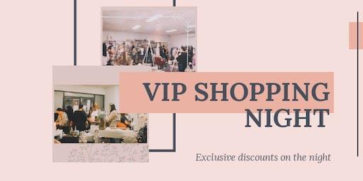 November VIP Shopping Night