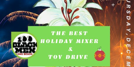 """Giving From The Heart"" Holiday Mixer / Toy Drive  tickets"