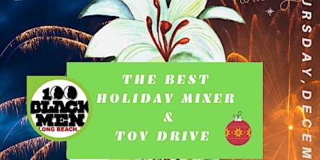 """""""Giving From The Heart"""" Holiday Mixer / Toy Drive  tickets"""