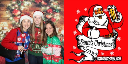 Santa's Christmas Crawl