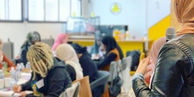 Conférences, motivation et networking entre entrepreneurs
