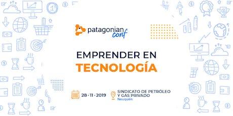 Patagonian Tech: Emprender en Tecnología entradas
