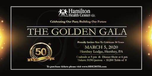 Hamilton Health Center 50th Anniversary