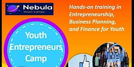 Pleasanton_Dublin Entrepreneurship and Business Camp tickets